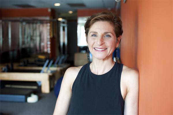 Deana Blackman, Owner Rhythm and Flow Pilates